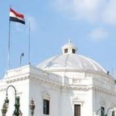 صور زيارة المستشار هشام سليمان مستشار المركز  لمجلس النواب المصري